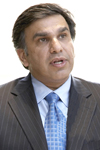 Zafar Adeel, Director, Institute for Water, Environment & Health, United Nations University